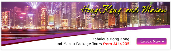 Hong Kong & Macau Holidays by LetsdoChina.com