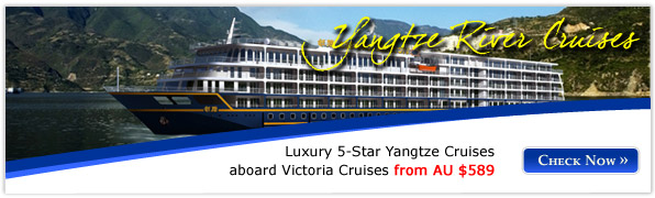 Yangtze River Cruises with Victoria Cruises & LetsdoChina.com