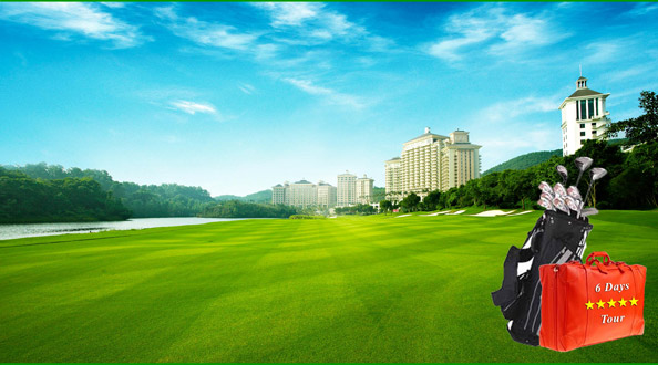 Mission Hills Shenzhen Golf Tour